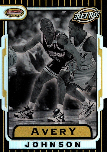 1996-97 Bowman's Best Retro Refractor #TB01 (1)