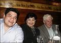 Frank, his Mom Carmita and Tom