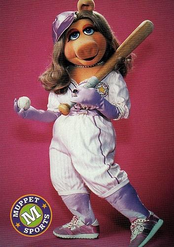 1993 Cardz Muppets #22 (1)