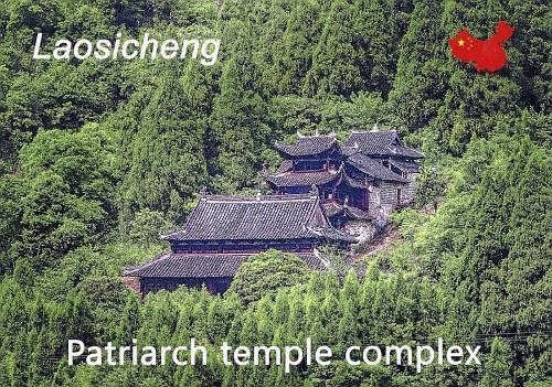 HUNAN SHENG - Laosicheng