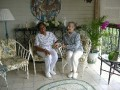 Granny Gray with nurse Leo