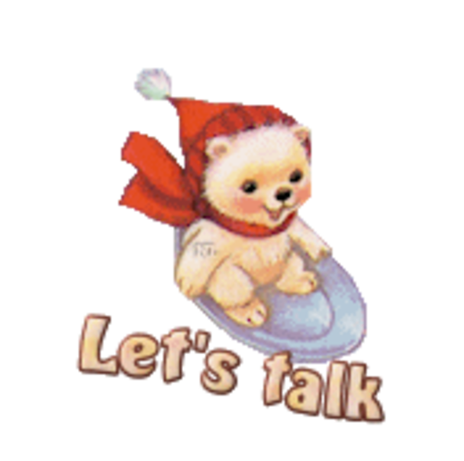 Let's talk - WinterSlides