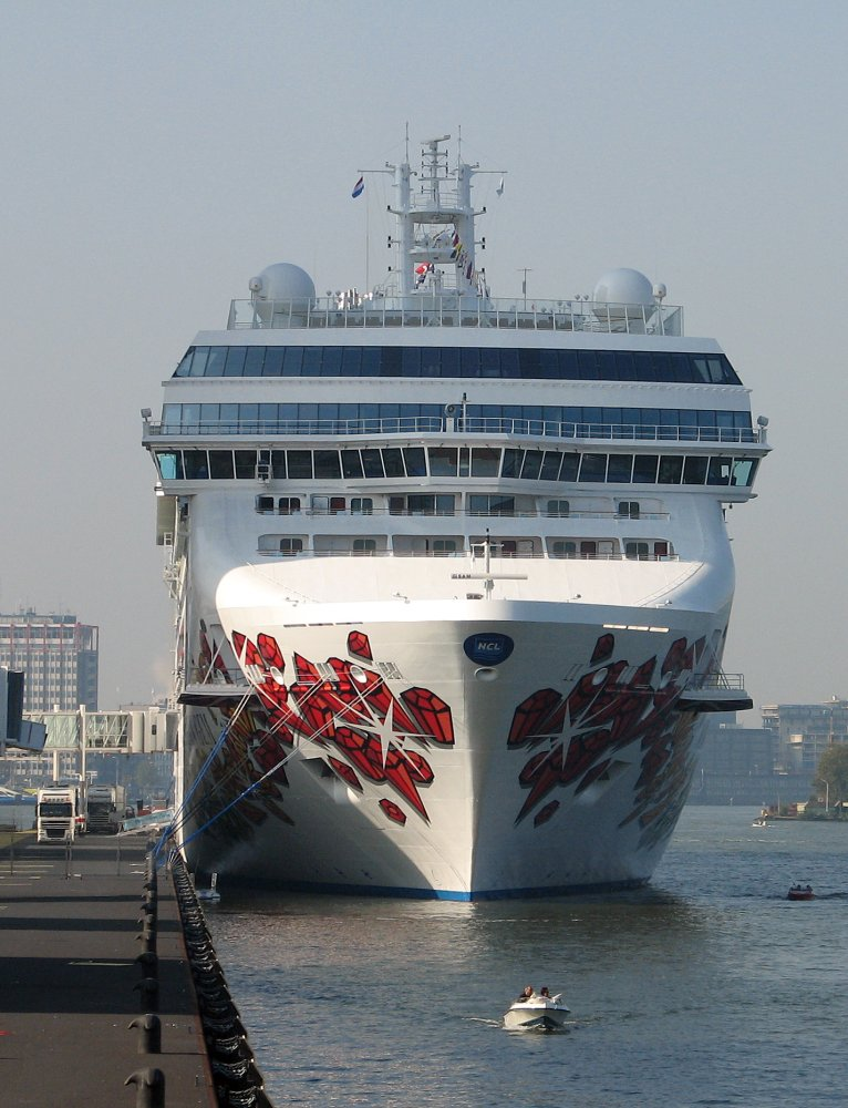 Norwegian Gem Amsterdam