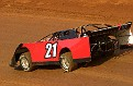 Dirt Late Model stock car