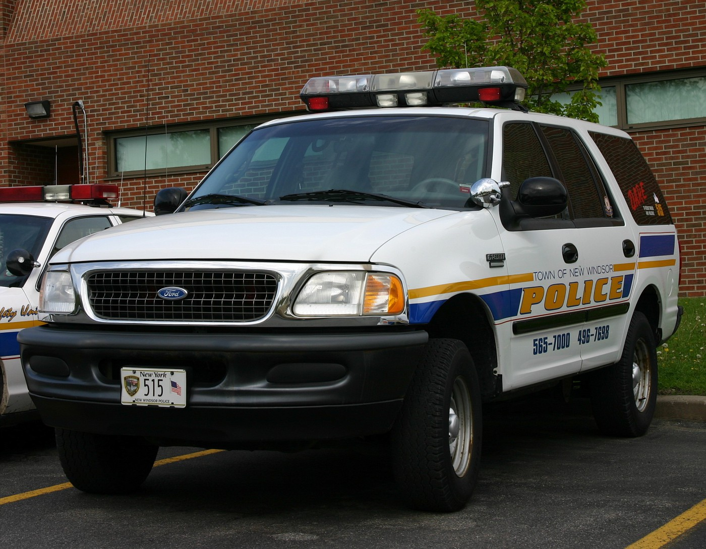 NY - New Windsor Police