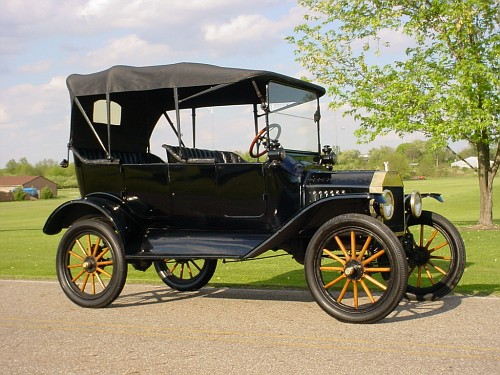 1916 Ford Model T Touring Car o & Photo: 1916 Ford Model T Touring Car o | 1908 to 1927 Ford model T ... markmcfarlin.com