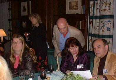 Bill, Linda,Daniel