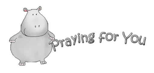Praying for You - CuteHippo2018