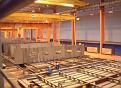 Queen Mary 2 under Construction - Steel Cutting
