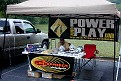 The Power and Play booth.
