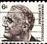 USA 1965-78 Franklin Roosevelt horizontal