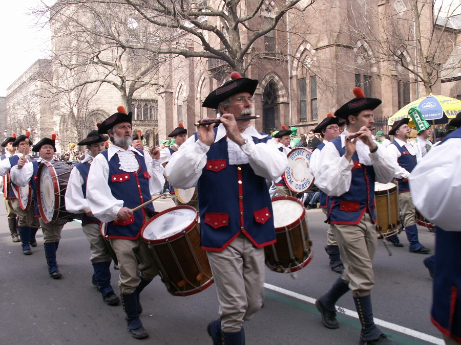 St Patrick's Day Parade - 2009 041