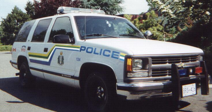 BC - Central Saanich Police