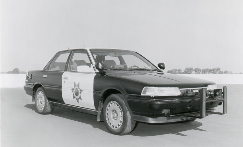 Photo Toyota Camry Test Car Chp Sedans Album