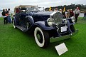 1931 Pierce-Arrow 41 LeBaron Convertible Sedan front exterior view