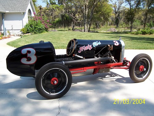 1920 Ford Model T Fronty Race Car O