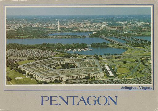 USA - Pentagon (World's Largest Building)