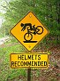 Helmets recommended :-)