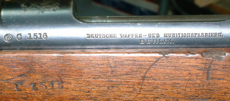 1893 v  1895 Mauser [Archive] - Cast Boolits