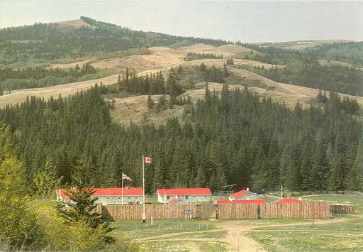 Canada - FORT WALSH
