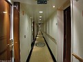 Eleven Deck Hallway by 'B' Stairwell Stb Looking Aft