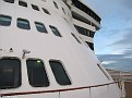 Queen Mary 2 - Foredeck