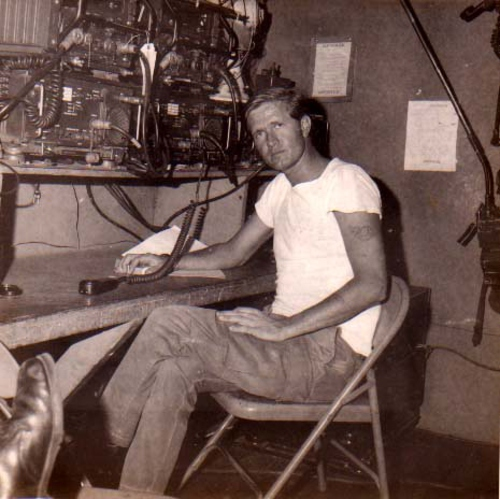 SP5 E. Ray Austin, 12th Combat Aviation Group, Vietnam 1971-9172