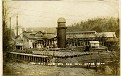 New River Lumber Company's Big Saw Mill in Norma, Tennessee