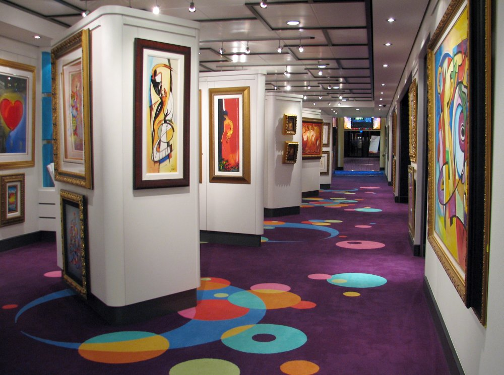 Norwegian Gem Art Gallery