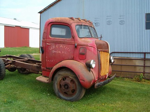 1947 Ford Coe.html | Autos Post