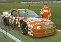 1993 Joe Nemechek Dentyne car