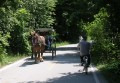 Biking Mackinac