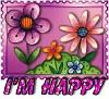 1I'm Happy-flwrs10-MC