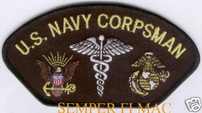 uniform world passed thrown crowd Navy corpman
