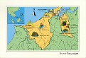 00- Map of Brunei Darussalam