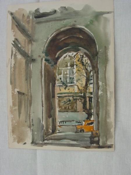 Zeniny Akvareli 009