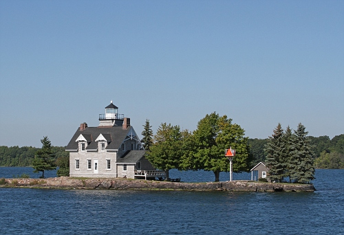 Sisters Island Lighthouse