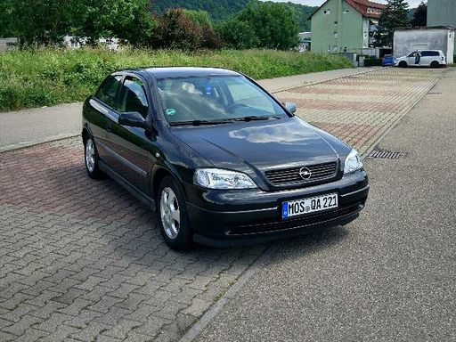 1999  Opel Astra 1.6 Edition 100