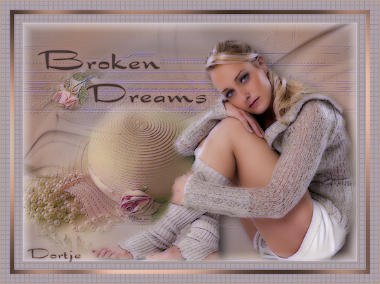 BROKEN DREAMS les Marian's