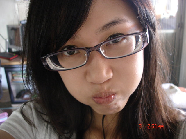 Asian girl with glasses sex