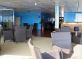 Relaxation Area & Health Bar