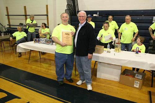 Joe Cavorley Award