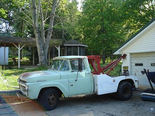 1956 Chevrolet Tow Trucks For Sale | Autos Post