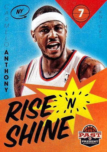 2012-13 Past & Present Rise 'N Shine #046 (1)