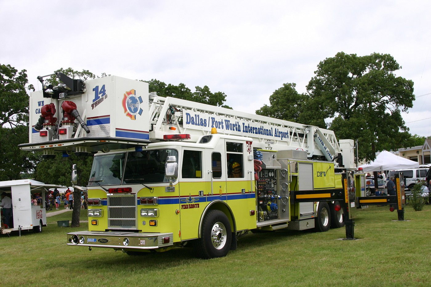 Dallas/Ft. Worth International Airport  Fire/Rescue