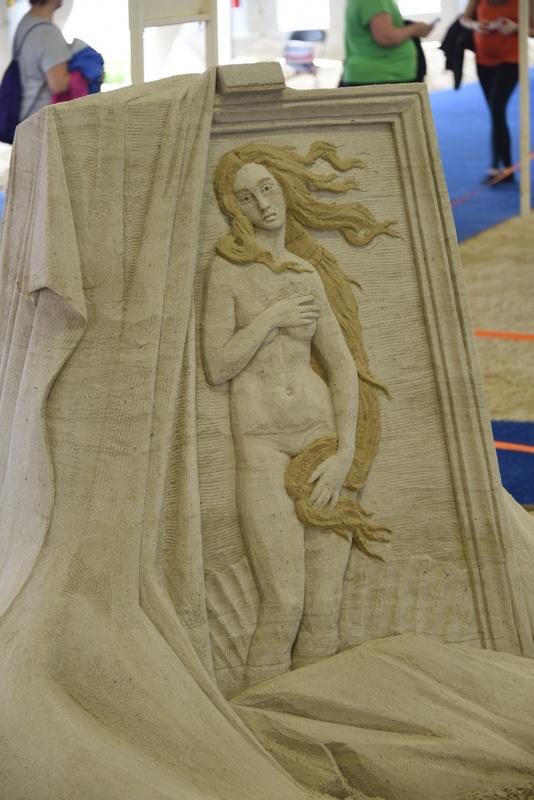Sand Sculptures 2015 138