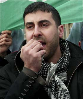Dyab Abou Jahjah - Free speech for Jew Haters