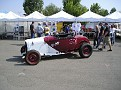 Old type roadster