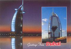 UAE - Burj Al Arab Hotel (World's Most Expensive Hotel)