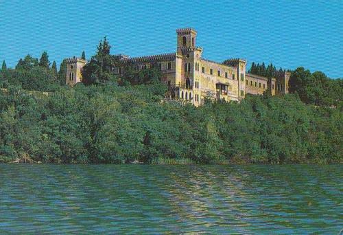 Isola Maggiore Castle (PG)